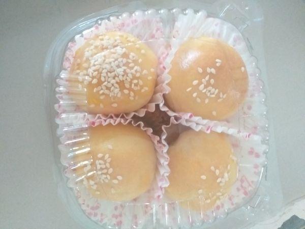 Bánh mì Khoai lang Trứng muối